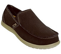Crocs Men's Santa Cruz Slip-On Shoes - A326328
