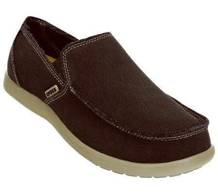 Crocs Men's Santa Cruz Slip-On Shoes