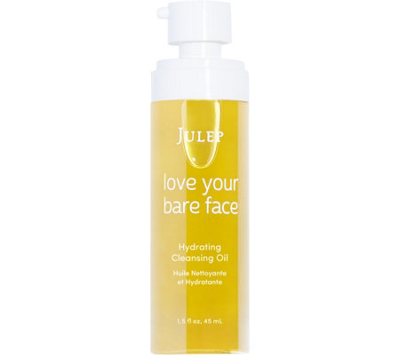 Julep Travel Love Your Bare Face Hydrating Cleansing Oil