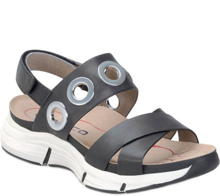 Bionica Leather Sport Sandals - Olney -