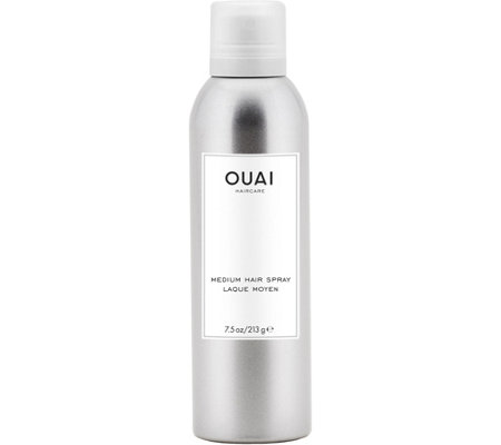 OUAI Medium Hair Spray, 7.5 oz