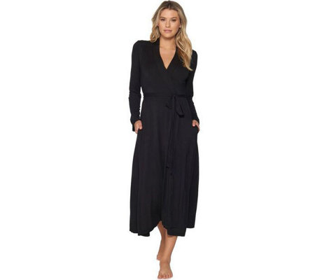 Barefoot Dreams Luxe Milk Jersey Long Robe
