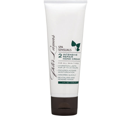 Peter Lamas Spa Sensuals Intensive Repair HandCream, 4 oz