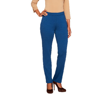 Linea by Louis Dell'Olio Pull-on Slim Leg Pants - A230029