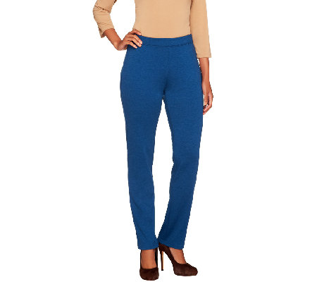 Linea by Louis Dell'Olio Pull-on Slim Leg Pants