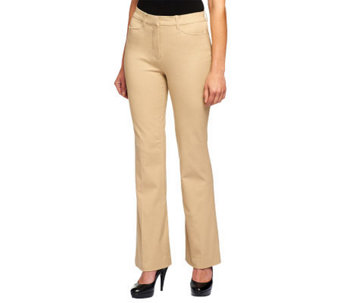 Isaac Mizrahi Live! Icon Grace 24/7 Stretch Pants - A237229