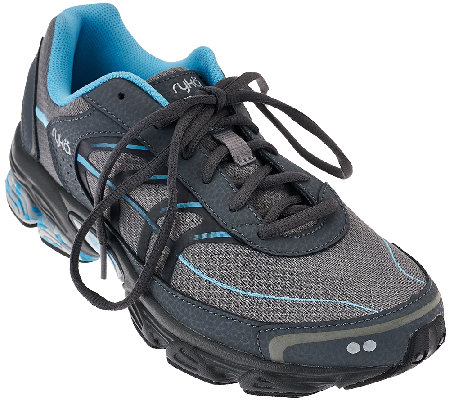 Ryka Leather & Mesh Running Sneakers - Ultimate 2