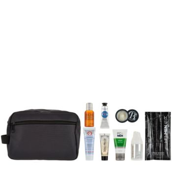 QVC Gifts for Him 8-piece Kit with Bag