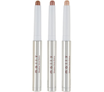 Mally Evercolor Shadow Stick Extra 3-piece Collection - A285129