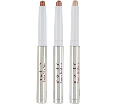 Mally Evercolor Shadow Stick Extra 3-piece Collection