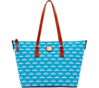 Dooney & Bourke NFL Chargers Shopper - A285829