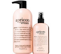 philosophy super-size shower gel & body spritz duo - A294829