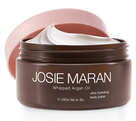 josie maran whipped argan oil ultra hydrating body butter page 1. Black Bedroom Furniture Sets. Home Design Ideas