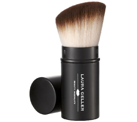 Laura Geller Retractable Angled Kabuki Brush