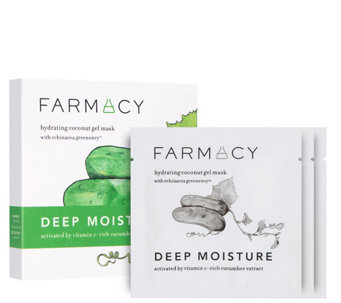 Farmacy Deep Moisture Hydrating Coconut Gel Mask - A340129