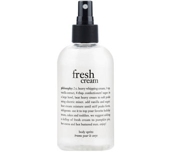 philosophy body spritz, 8 oz - A340929