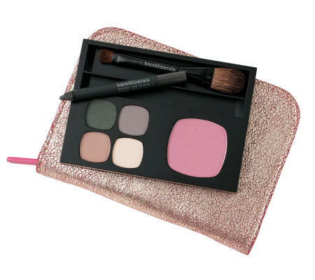 bareMinerals Ready The Luxe Factor Face & Eye Palette