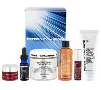 Peter Thomas Roth Customer Choice 6 Piece Anti-Aging Kit - A233730