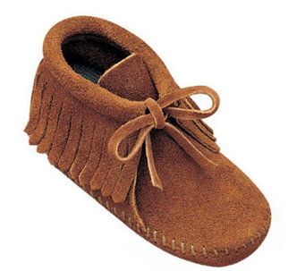 Minnetonka Infant's Fringe Booties - A245430