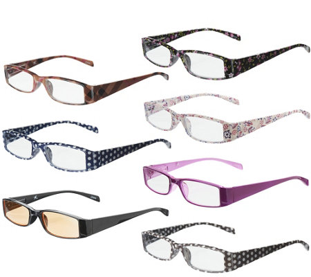 Hummingbird Modern Mix Readers 1-2.5 Strength Set of 7