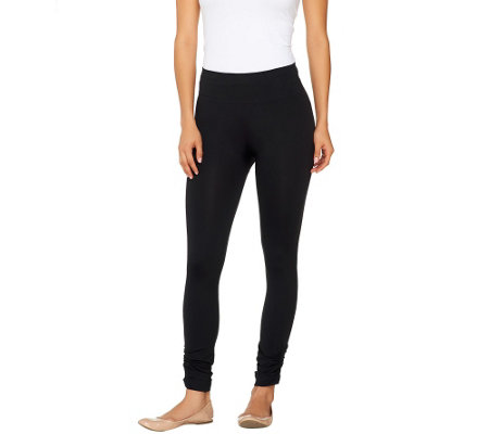 Legacy Seamless Ruched Ankle Length Legging