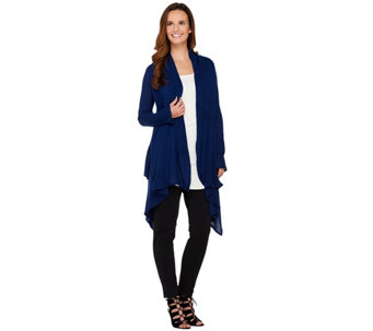 Layers by Lizden Whisperlush Open Front Cardigan - A271930