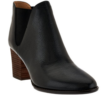 """As Is"" G.I.L.I Leather Chelsea Boots - Baldwyn - A276130"