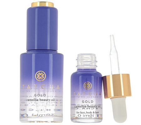 TATCHA Camellia Beauty Oil Home & Away