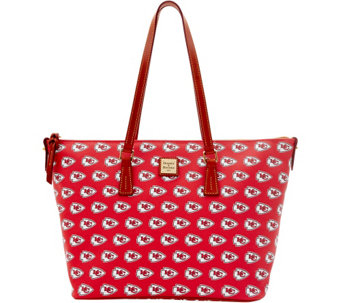 Dooney & Bourke NFL Chiefs Shopper - A285830