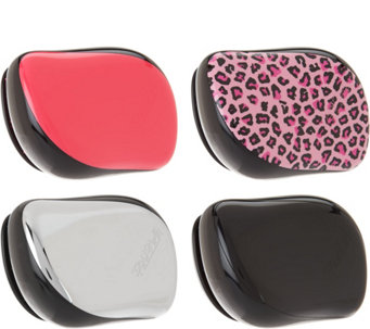 Tangle Teezer Set of 4 Compact Stylers - A290430