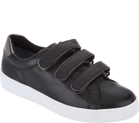 Vionic Leather Sneakers - Bobbi