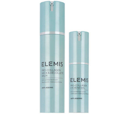 ELEMIS Pro-Collagen Smooth & Hydrate 2pc Set for Neck & Eye
