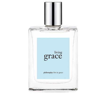 philosophy living grace spray fragrance, 2 oz