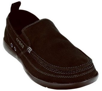 Crocs Men's Walu Slip-On Shoes - A326330