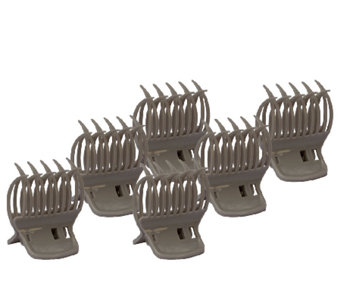 Calista 6-Piece Additional Clip Set for Rollers - A331830
