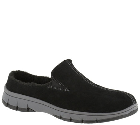 Easy Street Sport Mules - Kana Fleece