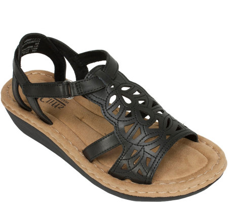 Cliffs by White Mountain Sandals - Chambray