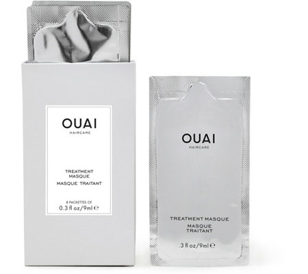 OUAI Treatment Masque - Box of 8 Packettes
