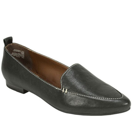 White Mountain Leather Flats - Nash