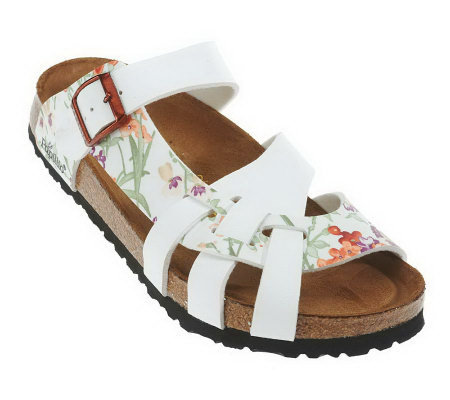 Papillio by Birkenstock Soft Footbed Sandals - Pisa