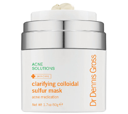 Dr. Gross Colloidal Sulfur Anti-Aging Mask, 1.7 oz.