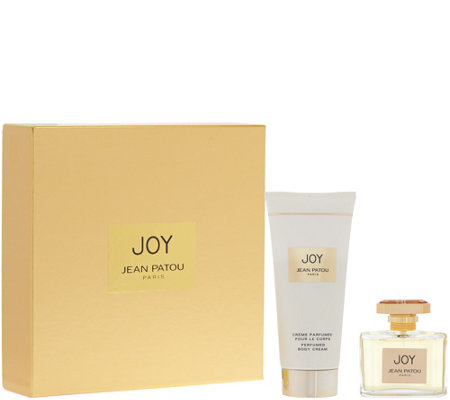 Joy Eau de Toilette & Body Cream Gift Set