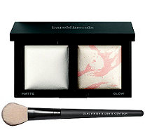 bareMinerals Invisible Light Translucent Powder Duo with Brush - A277231