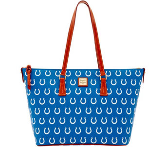 Dooney & Bourke NFL Colts Shopper - A285831
