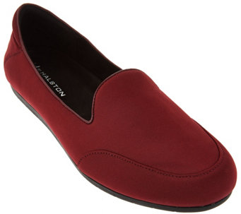 """As Is"" H by Halston Twist and Flex Slip-on Shoes - Karina - A289131"