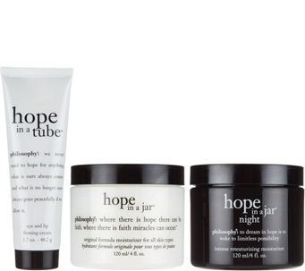 philosophy super-size hope am/pm skincare trio Auto-Delivery - A290431