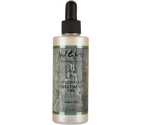 WEN by by Chaz Dean Light 4 oz. Treatment Oil