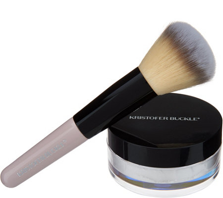 Kristofer Buckle Casting Call Finishing Powder