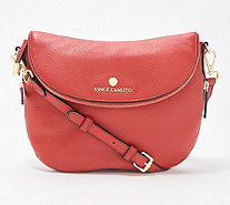 Vince Camuto Leather Crossbody Handbag - Rizo - A304531