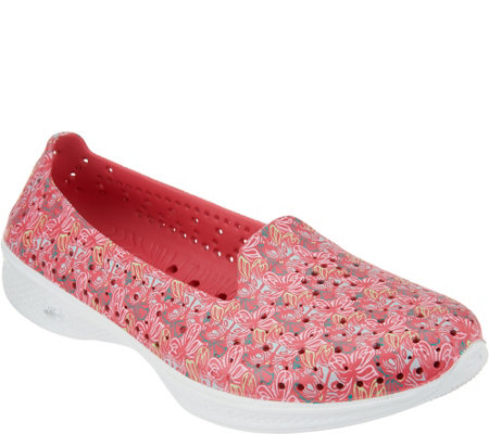 Skechers H2GO Perforated Slip-Ons - Aquatic
